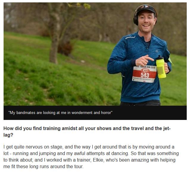 marathon training, coach
