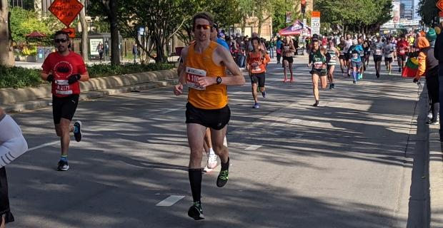 Marathon training plan, South London running coach